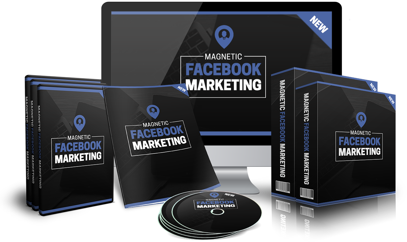 Ghosal & Paglinawan – Magnetic Facebook Marketing
